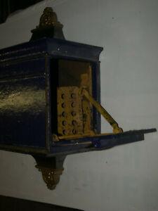 Briefkasten Barock Alt