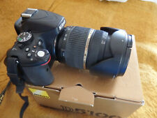 SLR Nikon D5100 mit Tamron  SP AF 28-75mm F/2.8 XR Di LD Aspherical [IF] MACRO