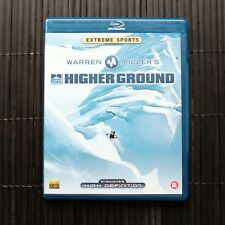 HIGHER GROUND  -  BLU-RAY