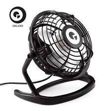 Digoo DF-001 MINI Ventilateur de Bureau Fan Portable USB Ultra silencieux pr PC