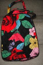 "VERA BRADLEY LUNCH BUNCH in the RETIRED ""HAVANA ROSE"" NWT!   $34 RETAIL NWT!"