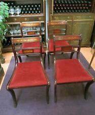 4 Stck. Stühle 80iger Küche Esszimmer Wohnzimmer Büro Wartezimmer Besuch