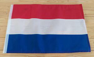 "HOLLAND FLAG - 45cm x 30cm - 18"" x 12""  - Dutch flag - Netherlands"