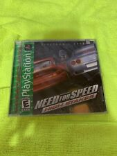 Playstation Ps1 Game Need For Speed High Stakes Brand New Factory Sealed
