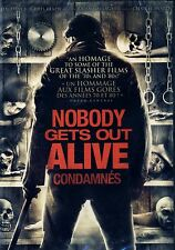 BRAND NEW DVD //  NOBODY HERE GETS OUT ALIVE //  JEN DANCE