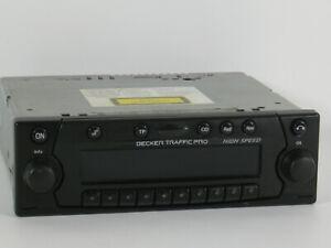 Becker Traffic Pro BE7820 High Speed Autoradio Navigationssystem CD-Radio