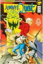 Jonny Quest # 3 (Marc Hempel) (Estados Unidos, 1986)