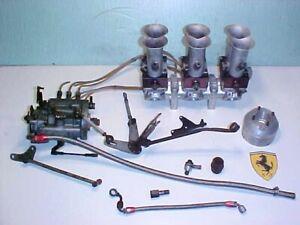 Ferrari 246 Fuel Injection System_Distributor Head_Kugelfischer Schafer_Porsche