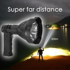 T6 LED Flashlight Handheld USB Rechargeable High Power Searchlight Lawn Lamp