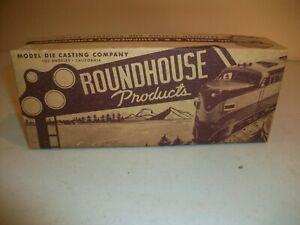 VINTAGE ROUNDHOUSE PRODUCTS -  HO SCALE EMPTY BOX - E.J & E GONDOLAS