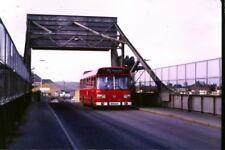 PHOTO  1985 LIFTING BRIDGE SURREY DOCKS THIS LIFTING BRIDGE USED TO CARRY REDRIF
