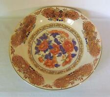 Large Vintage Japanese Panda Pottery Charger / Wall Plate / Bowl 36 cm wide