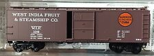 MICRO TRAINS #120510 -WEST INDIA FRUIT COMPANY BOX CAR #106 -  N SCALE - NEW