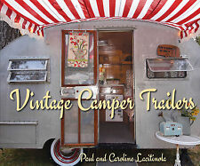Vintage Camper Trailers by Paul Lacitinola (2016, Hardcover)