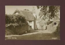Devon RINGMORE Village Judges Rep Sample #22557 c1950/60s? RP PPC filing hole
