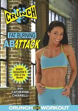 Exercise DVD - CRUNCH Fat Burning Ab Attack!