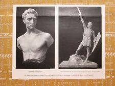 Opere che vinsero il premio Principe Umberto all'Esposizione di Milano nel 1897