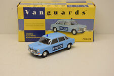 AUSTIN 1800 MK2 BRITISH AIRPORTS AUTHORITY POLICE VANGUARS 1/43 NEUVE EN BOITE
