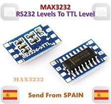Mini RS232 MAX3232 Levels To TTL Level Module Serial Converter Board