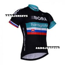 New 2018 Bora Hansgrohe Sagan Slova 00004000 Kia Jersey Hobby Cycling Tour De France Pro