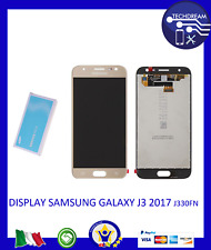 SAMSUNG Display LCD Touch Screen Originale Per Galaxy J3 2017 SM-J330FN gold