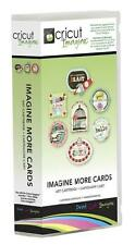 Cricut Imagine IMAGINE MORE CARDS Art  Cartridge RARE!! NEW & SEALED IN PACKAGE