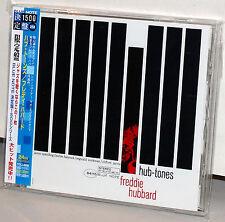BLUE NOTE CD TOCJ-6658: FREDDIE HUBBARD - Hub-Tones - OOP JAPAN 2006 OBI NEW
