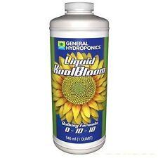 General Hydroponics KoolBloom Liquid 1 Quart 32oz - fertilizer nutrient flower