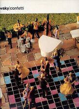 FAY LOVSKY confetti HOLLAND EX LP 1981