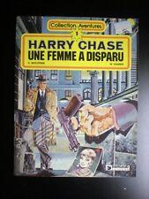 Harry chase Une femme a disparu  Moliterni Fahrer 1980