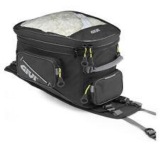 Givi Easy-T Range Enduro Tank Bag 25L (EA110B) Adventure Bike Strap-On Tankbag