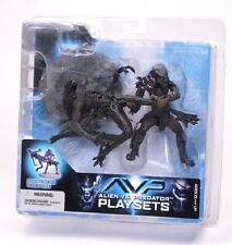 McFarlane Toys Alien VS Predator 2 Movie Celtic Predator Figure Set New 2005