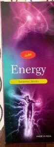 Sree Vani Energy Incense Stick Box 120 Incense Sticks FREE SHIPPING