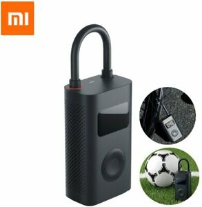 XIAOMI PORTABLE AIR PUMP COMPRESSORE BICI SMART PORTATILE SENSORE DIGITALE