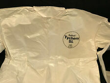 Tychem Tyvek Suit 4 Xl Elastic Cuffs On Wrist And Ankle