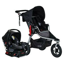 New ListingBob Gear Rambler Jogging Stroller + Travel System with B-Safe 35 Infant Car Seat
