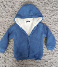 Boys Fleece Lined Jacket VERY 12-18M