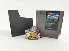 "Nintendo Entertainment System Game ""Clu Clu Land"" NES | MODULE | PAL B EEC"