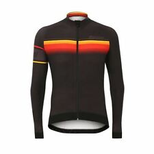 Santini Long Sleeve Race Fit Cycling Jerseys