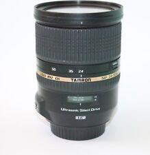 TAMRON SP 24-70mm F/2.8 DI VC USD Lens for Canon