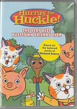 Hurray for Huckle:(DVD)  The Very Best Busytown Friends Ever!  Richard Scarry