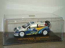 Ford Focus WRC D.Sola Rally Mexico 2005 - IXO 1:43 in Box *39728