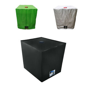 Outdoor Water Tank Protective Cover Foil Cover IBC Tote Cover