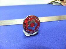 vtg badge leukaemia research fund charity medical hospital nursing wo lewis