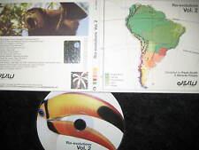 CD Rio-evolutions Vol. 2 Electronic Jazz Latin Bossanova Jazzdance Afro-Cuban