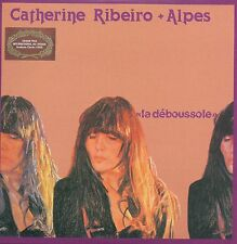 CD Catherine Ribeiro + Alpes La Déboussole (1980) - Mini LP Réplica - 8-track