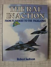 The RAF In Action, From Flanders To The Falklands: Norway, Battle Of Britain WW1