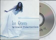 WITHIN TEMPTATION - Ice Queen / Caged CD SINGLE 2TR CARDSLEEVE 2002 HOLLAND