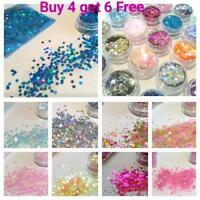 Chunky Festival Glitter Pot or Bag 25g 50g 100g Face Eye Body Tattoo Cosmetic