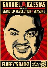 Gabriel Iglesias Presents: Stand-Up Revolution - Season Three (DVD, 2014)